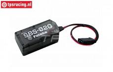 P-SBS/02G Futaba GPS Sensor, 1 pc.