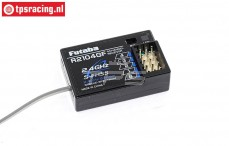 P-R2104GF Futaba R2104GF receiver, 1 pc.