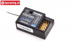 P-R324SBS Receiver Futaba R324SBS, 1 pc.