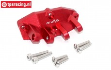 SB013B-R Rear suspension arm holder red Super Baja-Rock Rey, 1 st.