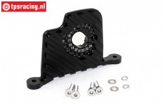 SB018-BK Motor mount LOSI Super Baja Rock-Rey Black, Set