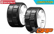 GWH02-XM0 GRP 1/5 tires Ultra Soft Ø120 mm, 2 pcs.