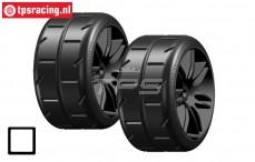 GWX02-M1 GRP 1/5 tyres Extra-Soft Ø120 mm, 2 pcs.