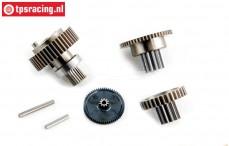 HITEC119382 Hitec Servo Gears HS925-HS5925MG, Set