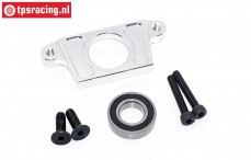 TPS5125/01 Alloy main gear mount Silver, Set