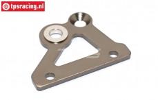TPS102162 Tuning Brake axle holder plate HPI-Rovan, 1 pc.