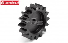 HPI106605 Steel gear HD, 16T, 1 pc.