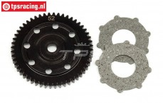 HPI107452 Gear Twin/Flux Slipper clutch, Set