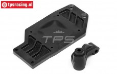 HPI108718 ESC/Side brace mount 5B Flux, Set