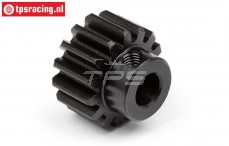 HPI108728 HD Gear 15T 5B Flux, 1 pc.