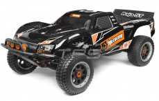 HPI110677 Body 5T-1 painted black, set