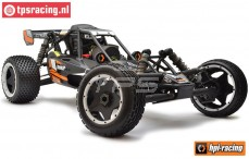 HPI113141 HPI Baja 5B 2.0 2WD Buggy 2.4 Gig RTR with D-Box2