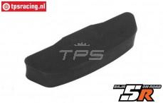 HPI115767 Front foam bumper 5R, set
