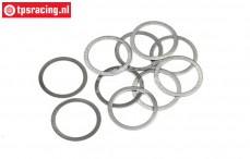 HPI132170 Shim Ring Ø12-Ø16-H0,2 mm, 10 pcs