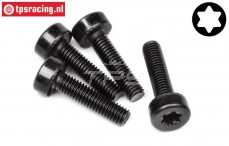 HPI15438 Torx Pan Head screw M5-L20 mm, 4 pcs.