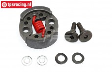 Tuning clutch TPS, (Ø53-Ø9 mm, 8.500 rpm), (HPI15448), Set