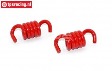 HPI15449 Clutch spring, 8.000 RPM, 2 pcs