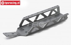 TPS7477/HA Extra strong Chassis HPI-Rovan, 6061ST, 1 pc.