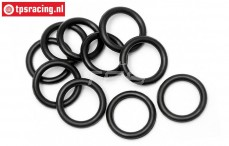 HPI75078 O-ring Differential, 10 pcs.