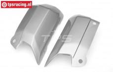 HPI7793 Lower body part 5B-1, Silver, Set