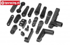 HPI85414 Servo saver parts, Set