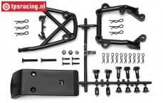 HPI85420 Front Bumper, Set