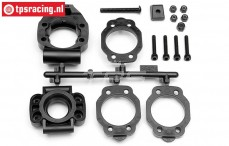 HPI85424 Wheelhub Carrier rear, Set