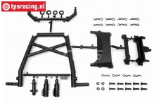 HPI85440 Center roll bar, Set