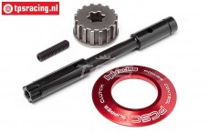 HPI85476 Gear shaft Slipper Clutch, Set