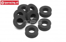 HPI86447 Foam ring Shocks 5B, 8 pcs.