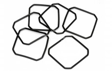 HPI86478 Differential housing gasket, 6 pcs.
