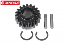HPI86483 HD Idler gear 19T, 1 pc.