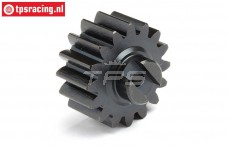 HPI86496 Tuning Gear HD, 16T, 1 pc.