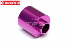 HPI86606 Brake spacer Purple, 1 st.