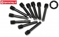 HPI86632 Disk Brake Carrier screw M5-L22 mm, 10 pcs.