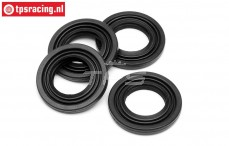 HPI86667 Gear axle Seal, 2 pcs.