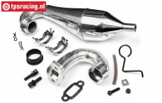 HPI87401 Tuning Exhaust HD, Set