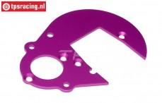 HPI87422 Gear Plate Purple, 1 pc.