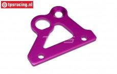 HPI87428 Brake axle holder Purple, 1 pc.