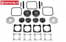 HPI87455 Differentieel gears, Set