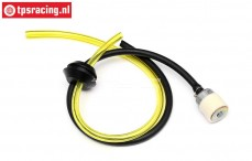 HPI87470 Fuel Line HPI Yellow 50 cm, 1 pc.