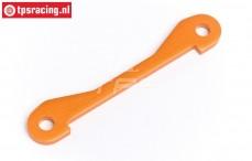 HPI87480 Rear lower Brace B Orange, 1 st.