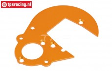 HPI87485 Gear Plate Orange, 1 pc.
