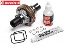 HPI87568 Alloy Differential complete, Set