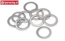 HPI87584 Shim ring Ø12-Ø18-H0,5 mm, 10 pcs.