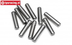 HPI96501 Steel Pin Ø4-L18 mm, 10 Pcs