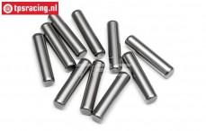 HPI96501 Pin, (Ø4-L18 mm), 10 Pcs