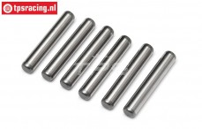 HPI96504 Pin, (Ø4-L24 mm), 6 pcs
