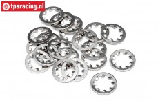 HPI96705 Locking Washer Ø5,1 mm, 20 pcs.