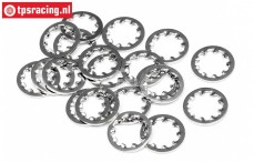 HPI96706 Locking Washer Ø6,1 mm, 20 pcs
